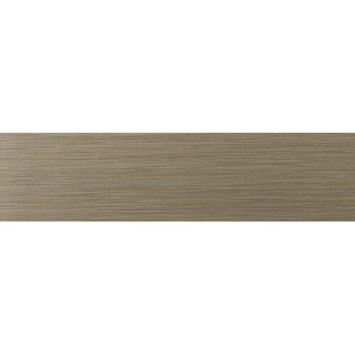 """Emser Tile Strands 12"""" x 3"""" Horizontal Bullnose Tile Trim in Olive"""