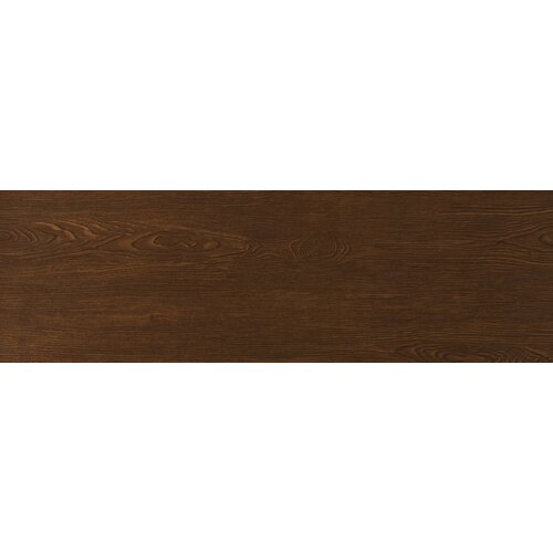 "Emser Tile Alpine 8"" x 36"" Glazed Porcelain Floor Tile in Cinnamon"