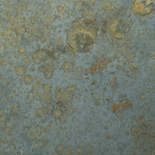 "Emser Tile Natural Stone 12"" x 12"" Slate Tile in Brazilian Multicolor"