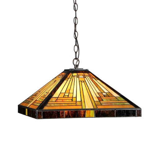 Mission 2 Light Innes Ceiling Pendant