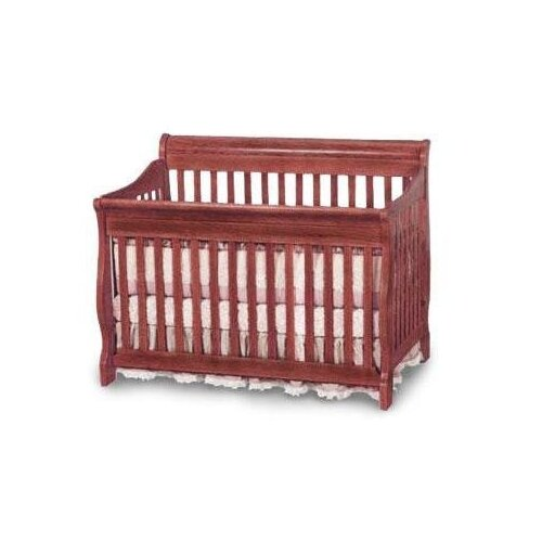Dela 4-in-1 Convertible Crib