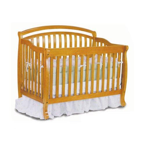Bent Wood II 4-in-1 Convertible Crib