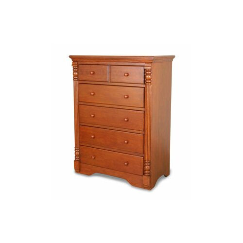 Angel Line Mary 5 Drawer Chest