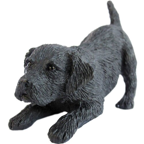 Small Size Labrador Retriever Sculpture