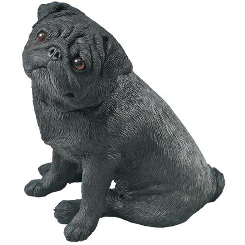 Sandicast Mid Size Pug Sculpture