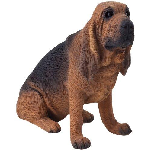 Sandicast Small Size Sculptures Bloodhound Figurine