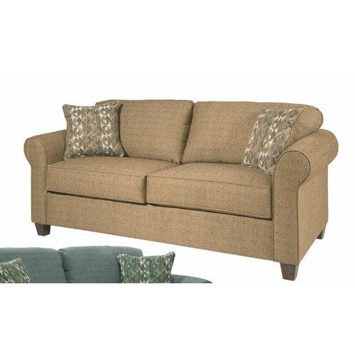 Reviews Of Sleeper Sofas Small Sectional Sofas Reviews  : Serta Upholstery Sleeper Sofa from honansantiques.com size 500 x 500 jpeg 28kB