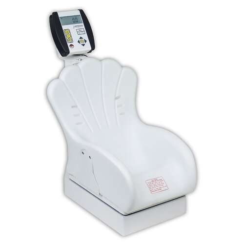 Digital Baby Scale Tot Weigher with Inclined Chair Seat