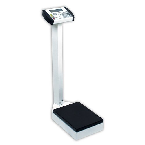 Waist High Digital Physician Scale