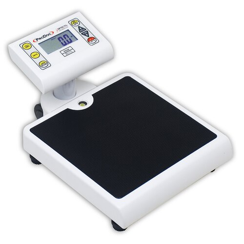 Detecto ProDoc Series Space Saving Doctor Scale