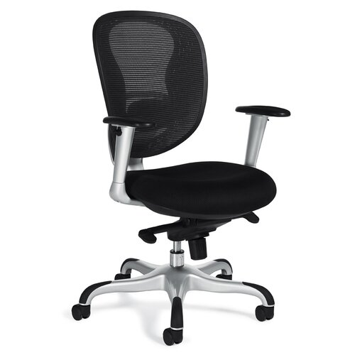 Offices To Go High-Back Mesh Executive Chair