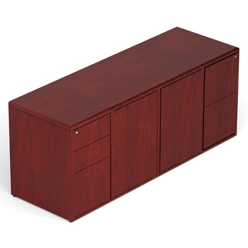 "Offices To Go Margate 72"" Credenza"