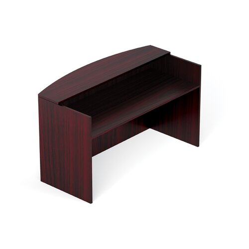 Offices To Go Reception Executive Desk Shell