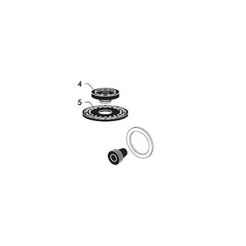 Sloan Regal Washer Set with Diaphragm Repair Kit