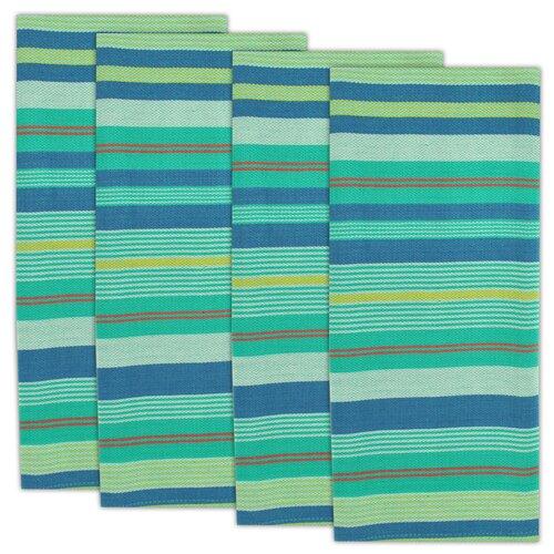 Seashore Stripe Dishtowel (Set of 4)