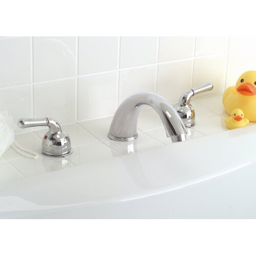 Premier Faucet Sanibel Double Handle Deck Mount Roman Tub Faucet Trim