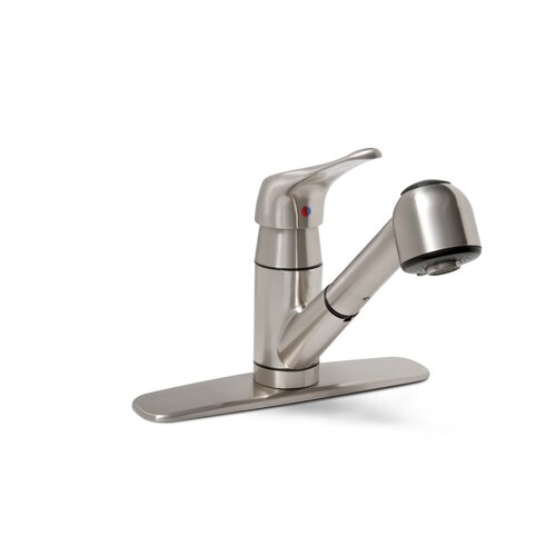 Sonoma One Handle Centerset Kitchen Faucet