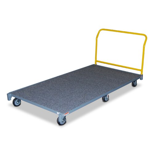 Granite Industries American Cart and Equipment Carpeted Platform Dolly