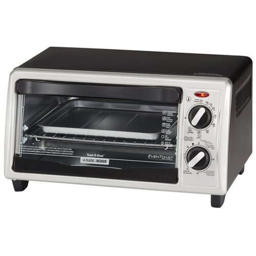 Oven Toaster Black And Decker Toaster Oven Reviews