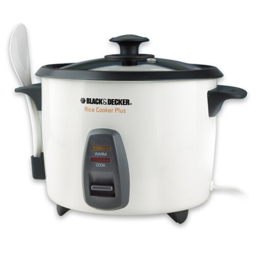 Black & Decker 16-Cup Multi Use Rice Cooker