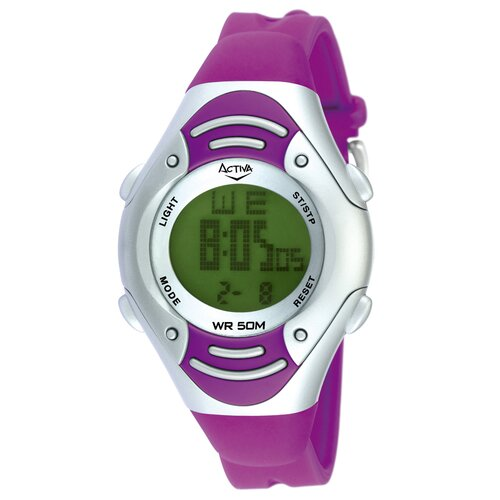 Women's Multi-Function Watch in Dark Pink