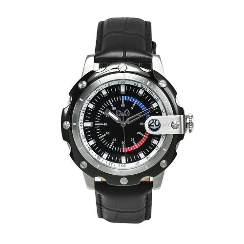Men's Sean Watch with Black Dial