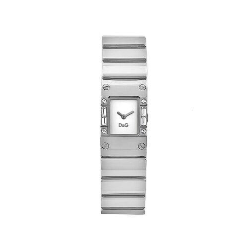 Kilt D&G Women's Watch with Silver Dial