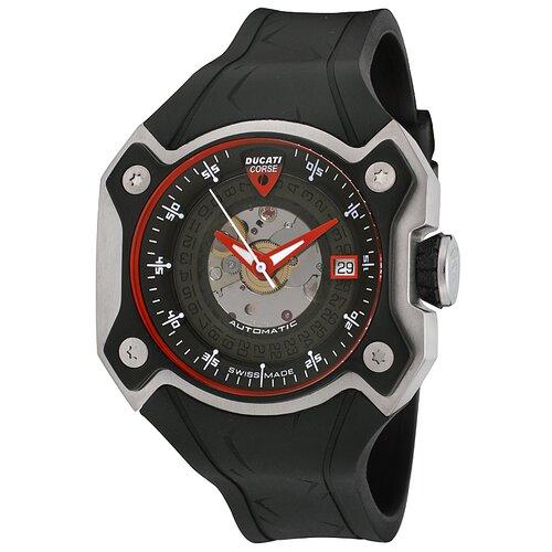 Ducati Men's Automatic Watch in Black