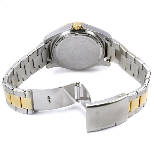 Invicta Men's II Dial Two Tone Stainless Steel Watch