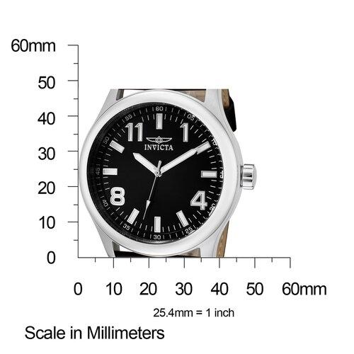 Invicta Men's Specialty Round Watch