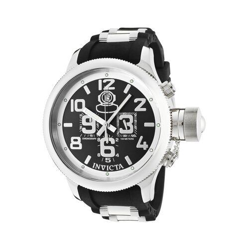 Invicta Men's Russian Diver Quinotaur Chronograph Round Watch