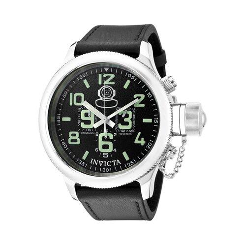 Men's Signature/Russian Diver Chronograph Round Watch