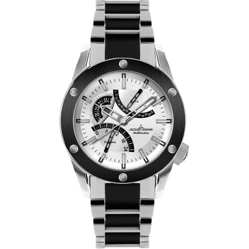 Jacques Lemans Men's Liverpool GMT Watch
