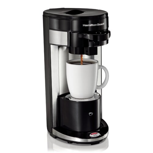 Hamilton Beach Flex Brew Single Serve K-Cup Coffee Maker & Reviews Wayfair