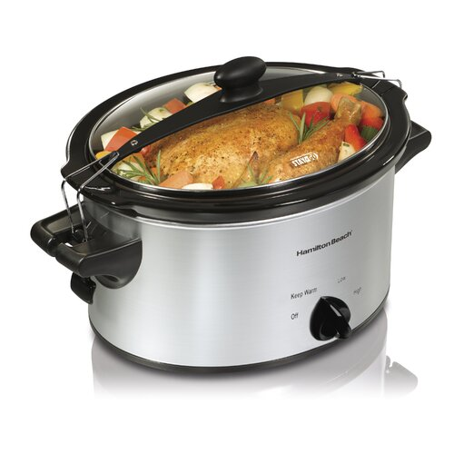 Hamilton Beach 4-Quart Slow Cooker