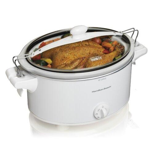 6-Quart Slow Cooker