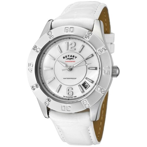 Rotary Watches Women's Round Watch