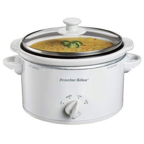 1.5-Quart Portable Slow Cooker