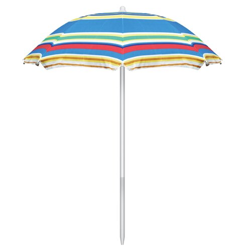 Picnic Time 5.2' Picnic Beach Umbrella