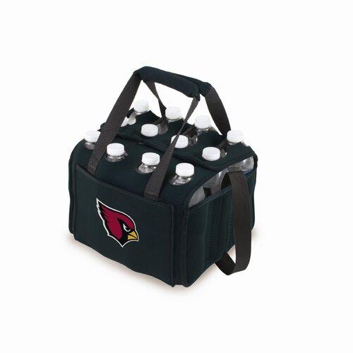 Picnic Time NFL Digital Print Twelve Pack Beverage Carrier