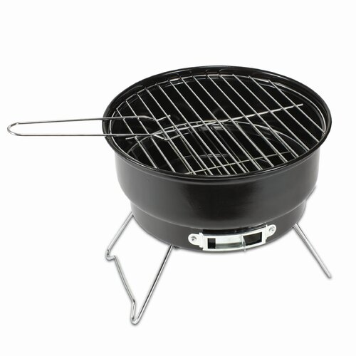 Picnic Time Caliente Portable Charcoal BBQ Grill