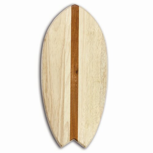 Picnic Time Surfboard Cutting Board