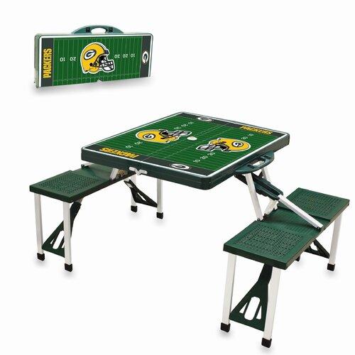 Picnic Time NFL Picnic Table Sport