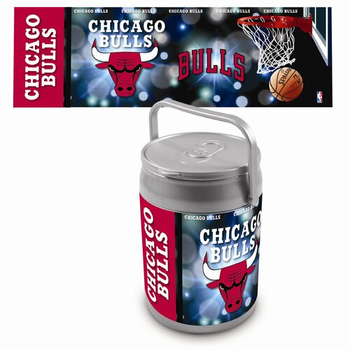Picnic Time NBA Can Cooler