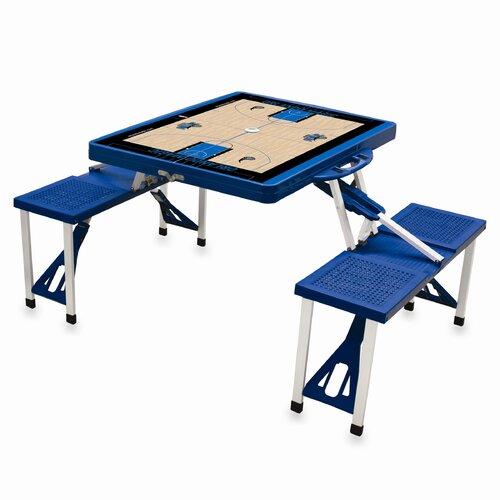 Picnic Time NBA Picnic Table Sport