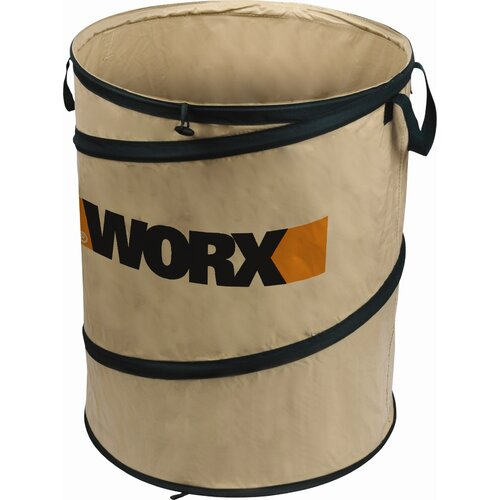 Worx 26 Gallon Collapsible Leaf Bag