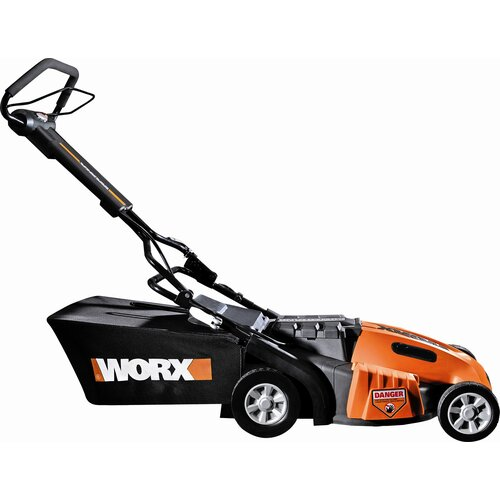 Worx 3-in-1 Cordless Lawn Mower with Intellicut