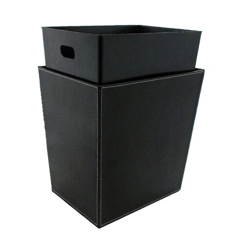 Bath and Home Waste Basket with Liner