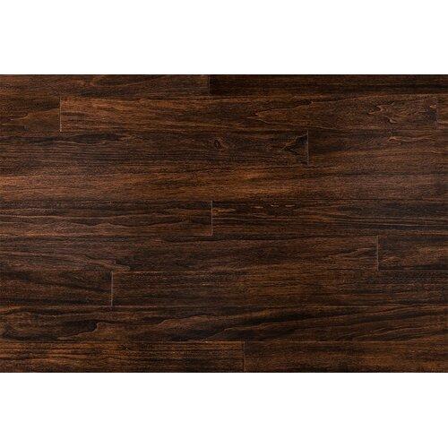 "Mazama 3-1/4"" Solid Exotic Aspen Flooring in Texas Brown"