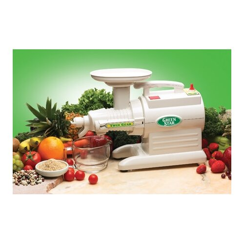 Tribest Green Star Complete Juicer